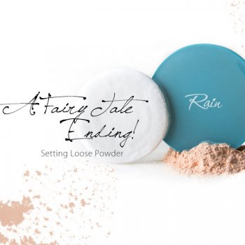 Setting Loose Powder